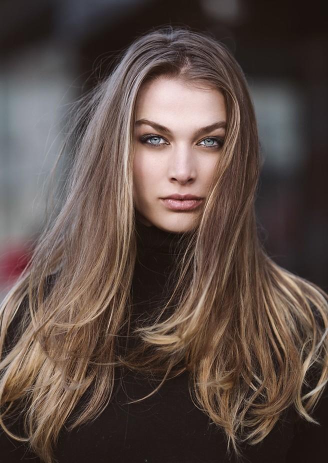 Power by NinaMasic - Long Hair Photo Contest
