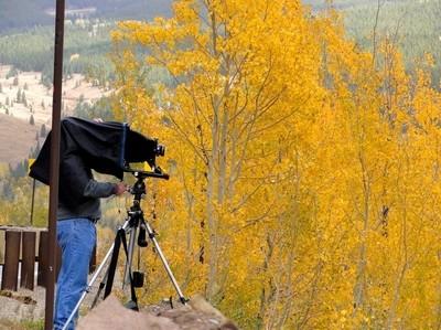 Photographer Coal Bank Pass Colorado