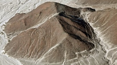 Hello from Nazca