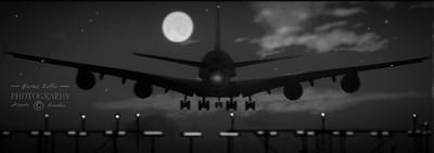 Night Landing.   23.55, 20th June 2014        2016-02-15-22-41-10