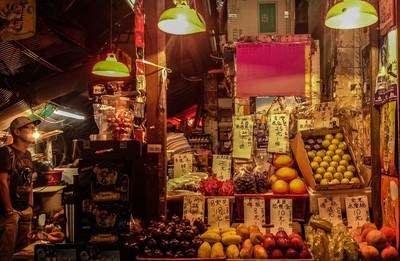 Temple Food Stall