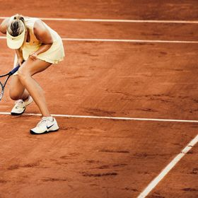 Maria Yuryevna Sharapova is an aggressive baseliner, with power, depth, and angles on her forehand and backhand. Despite her powerful game, Shara...