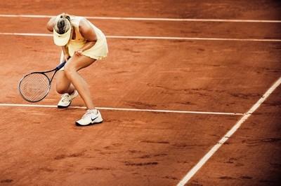 Maria Sharapova @ Roland Garros