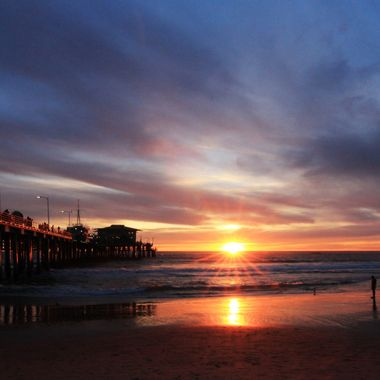 Sunset in Southern California IMG_2525