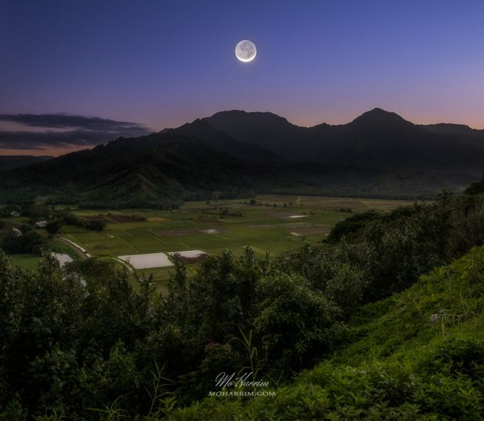 Hanalei by moharrim - The Moonlight Photo Contest