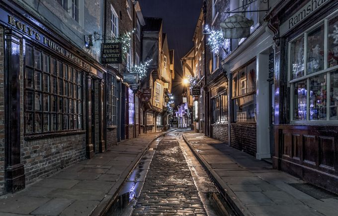 The Shambles 2 by phillg - City Views Photo Contest