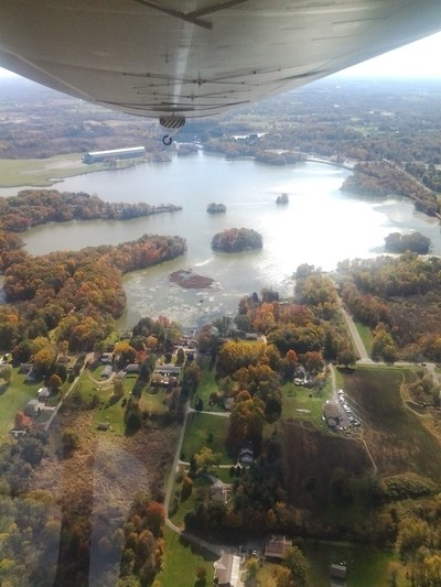 On the Wings of Wingfoot One
