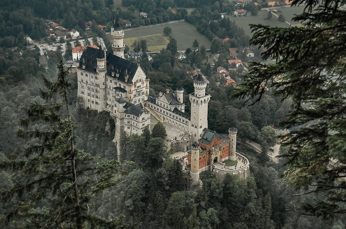 Neuschwanstein Castle - Germany  by DickRitchie - World Expeditions Photo Contest