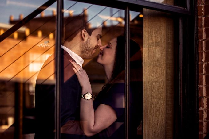Through the Window by AbbyMathison - Romantic Photo Contest