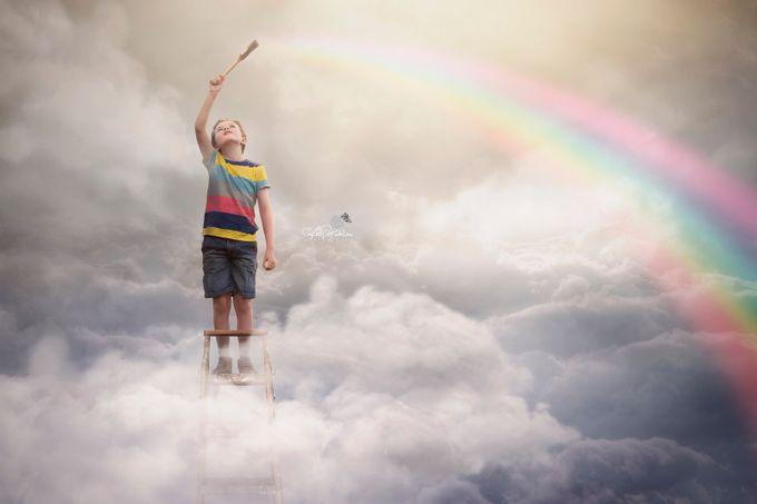 Paint the Rainbow by AbbyMathison - Feeling Hope Photo Contest
