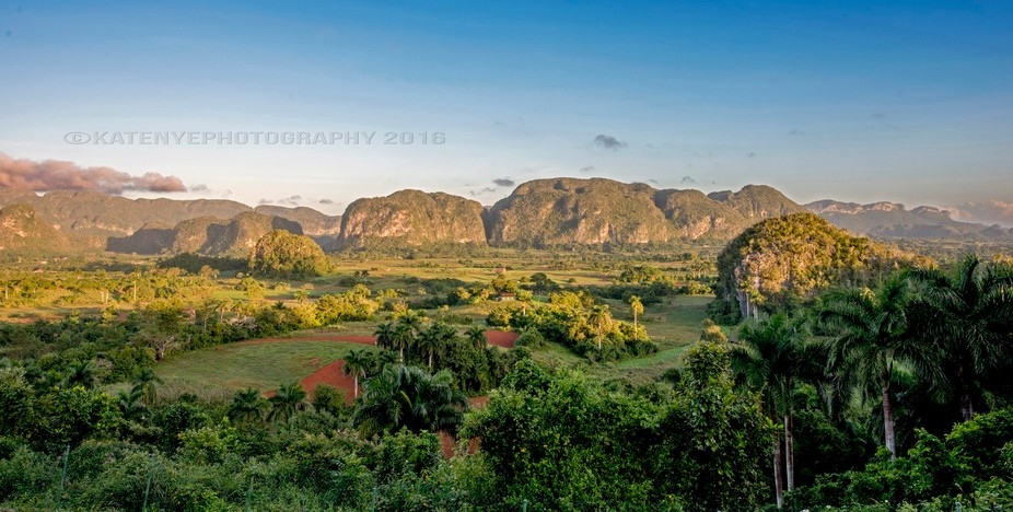 Waking to this view in the Vinyales Valley; simply takes your breathe away - Cuba 2015