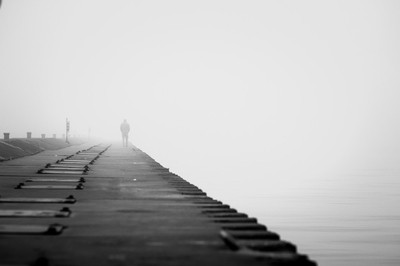The Pier and the Mist