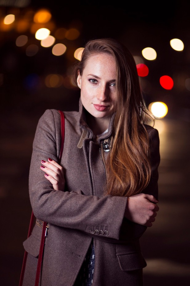 Masha by JBramerPhotography - Night And Bokeh Photo Contest