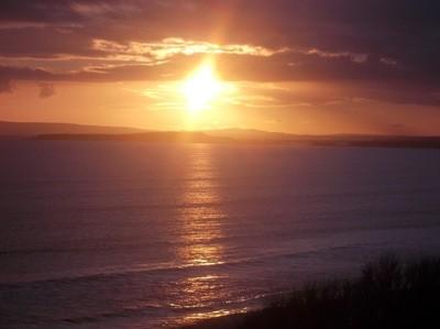 The dream sunset