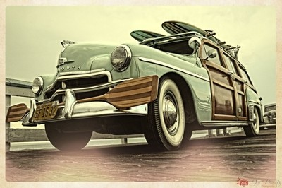 Plymouth Woody