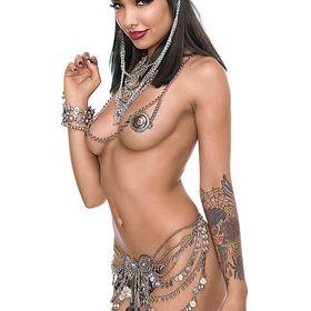 Nude uldouz Uldouz Nude