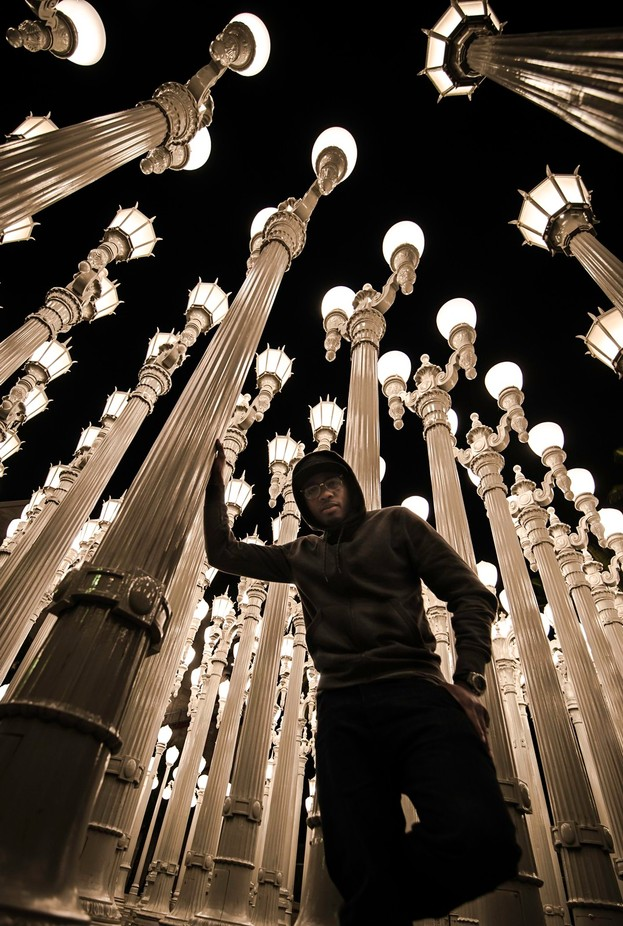 LA_Lights by zero9photog - Clever Angles Photo Contest