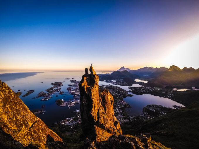 Svolværgeita, Lofoten by TorgeirStorflor - People In Large Areas Photo Contest