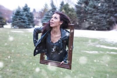 Through The Frame