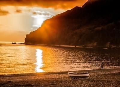 Riva Trigoso Sunset