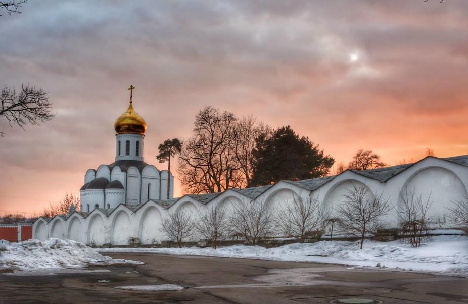 Николо Угрешский монастырь