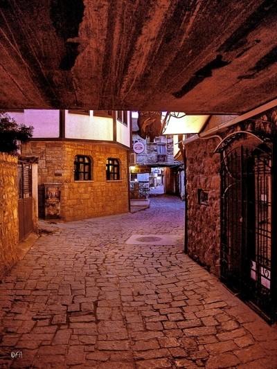 Old Ohrid Street