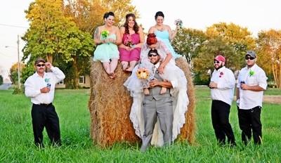 Barefoot Wedding