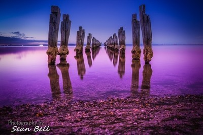 Old Clifton Springs Jetty