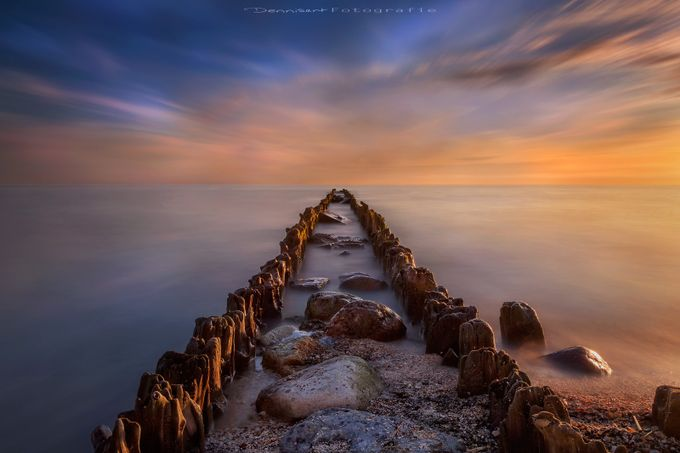 Hindeloopen Holland by DennisartPhotography - Long Exposure In Nature Photo Contest