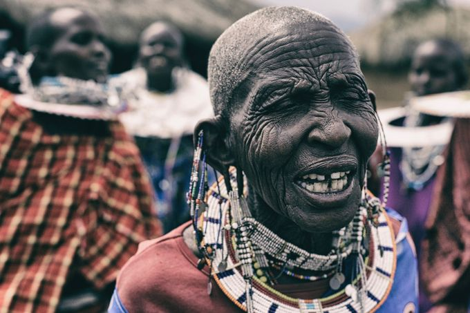 Maasai Portrait by Andre11 - Cultures of the World Photo Contest