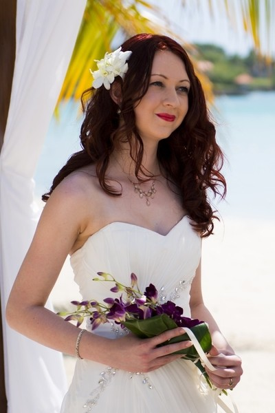 Barney Sarah Wedding