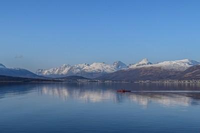Tromso Kayaker