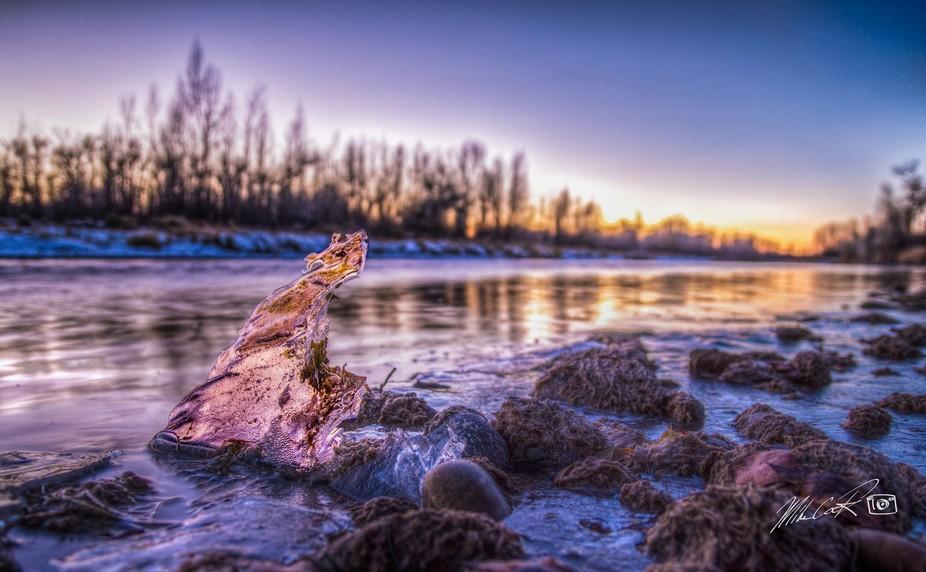 Idaho ice