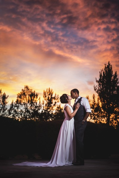 Sunset Marriage