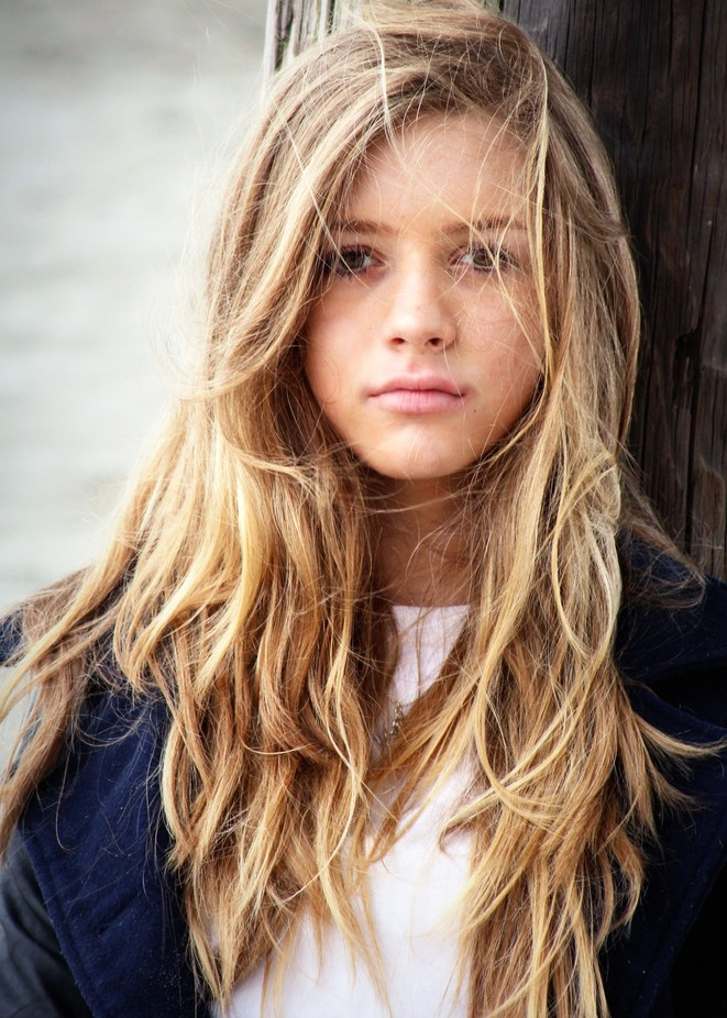 Nikki by InspiredImagery - Long Hair Photo Contest