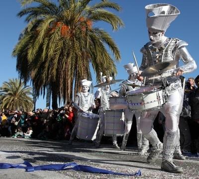 Carnival - In white
