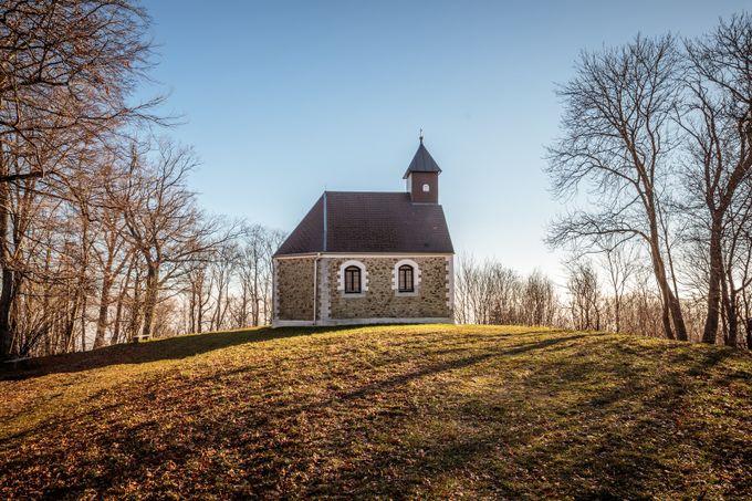 Kapelica Sv. Jakoba by ericcriswell