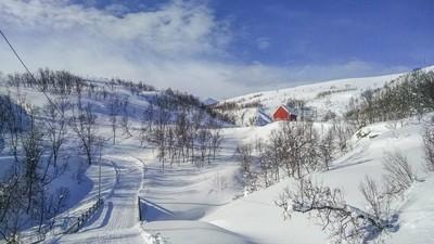 Kvaloya Ski Track