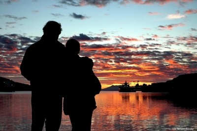 Narvik sunset