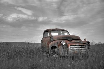 Rusty GMC