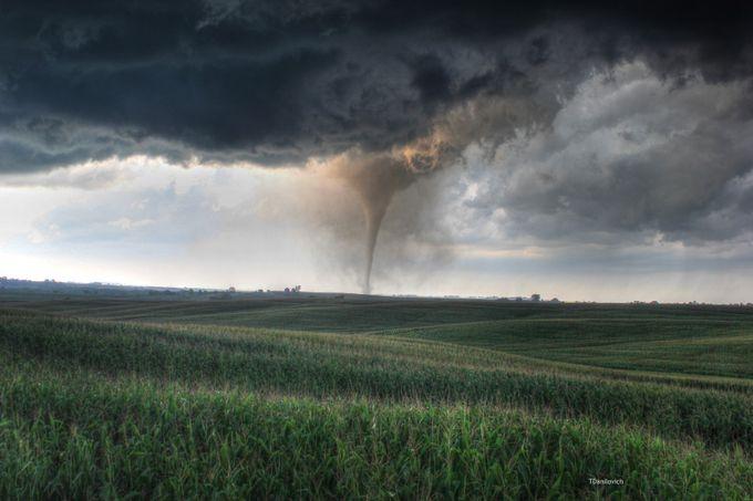 Tornado by TomDanilovich - Around the World Photo Contest By Discovery