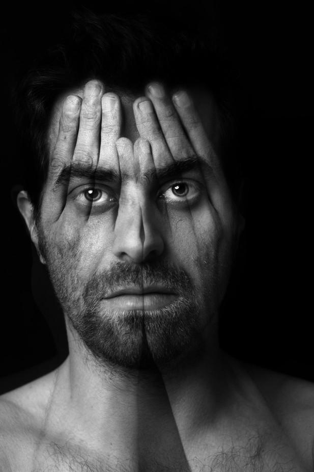 Autoportrait1 by FlorentValles - Metamorphosis Photo Contest