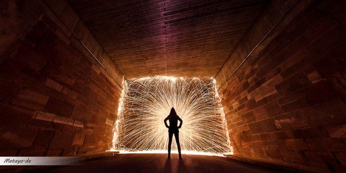 Bild Woche 7 _ Favre _ Silouhette by matayosoixantequatorze - Shooting Tunnels Photo Contest