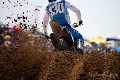 Throwin' Dirt