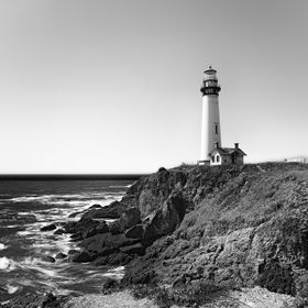South of San Francisco, along Route 1 you'll come across the Pigeon Point Lighthouse. With better planning, the next time I'm out that ...