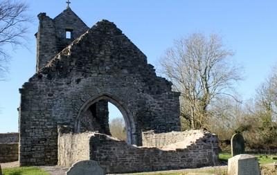IMG_0001 St. Mary's Church witin the Caerau Roman Hill Fort 3