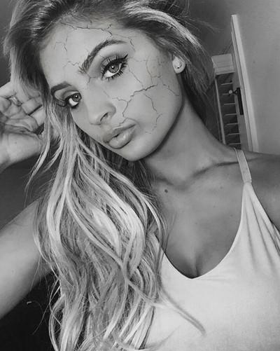 Cracked Skin