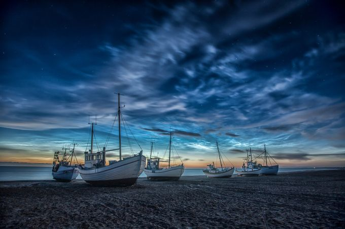 Sleeping boats by madspeteriversen - Ships And Boats Photo Contest
