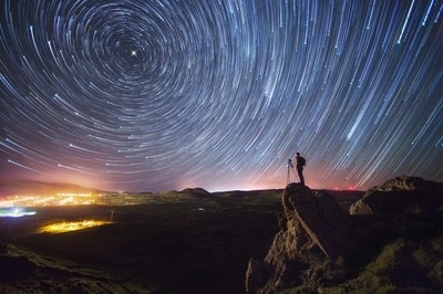 Discovering the North Star