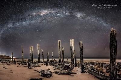 Sticks, stones and stars